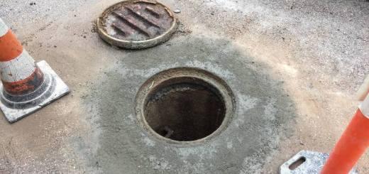 επικίνδυνο να συνδέουν το δίκτυο ομβρίων υδάτων με το δίκτυο λυμάτων