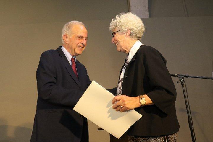 Στη Κλαίρη Μιτσοτάκη το βραβείο Νίκος Καζαντζάκης 2018