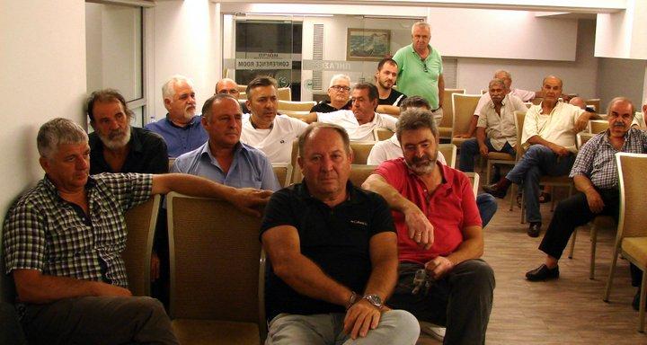 Νέος επικεφαλής στη Δημιουργική Συνεργασία ο Μανόλης  Ζερβάκης