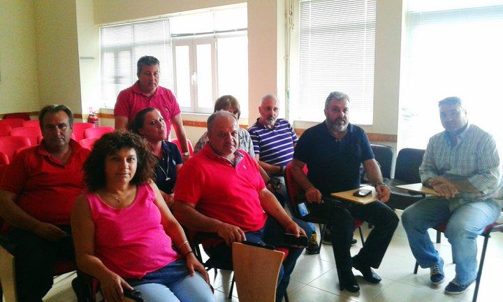 Κίνημα Αλλαγής, τοπική οργάνωση Αγίου Νικολάου