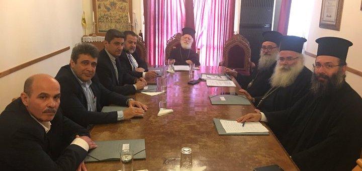 Αναθεώρηση του Συντάγματος, οι θέσεις της Ιεράς συνόδου στους βουλευτές