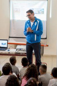 Μινωικές Γραμμές και Κακλαμανάκης στα σχολεία της νότιας Κρήτης