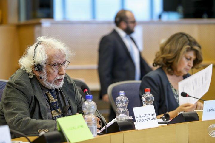 Γιώργος Γραμματικάκης: μια ιστορική νίκη για τους δημιουργούς αλλά και την ευρωπαϊκή δημοκρατία