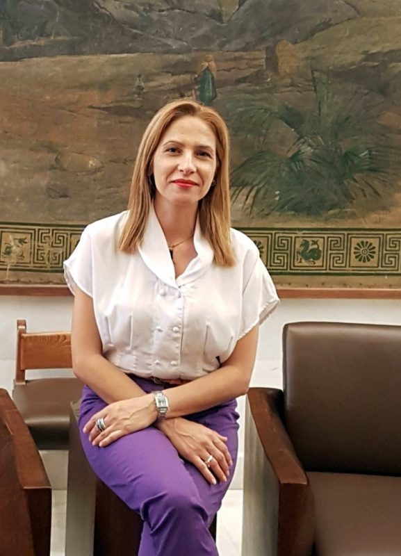 Η Συντονίστρια της Αποκεντρωμένης Διοίκησης Κρήτης, σε επαφές στην Αθήνα