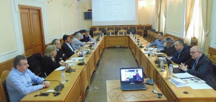 Περιφερειακό Συμβούλιο Έρευνας και Καινοτομίας Κρήτης, δεύτερη συνεδρίαση