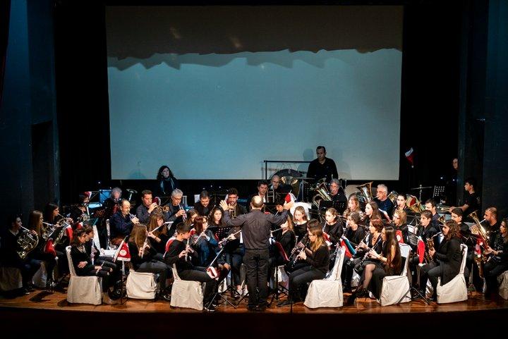 Χριστουγεννιάτικη Συναυλία της δημοτικής Φιλαρμονικής Αγίου Νικολάου