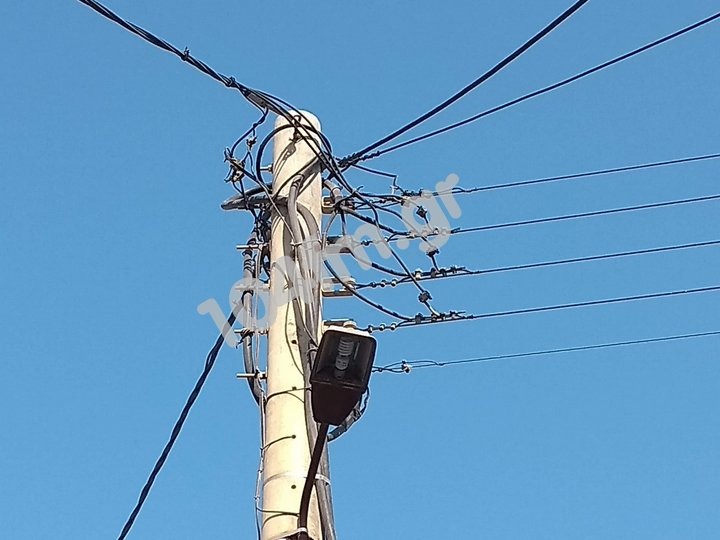 έκτακτη διακοπή ρεύματος, Άγιος Νικόλαος, Καλό Χωριό