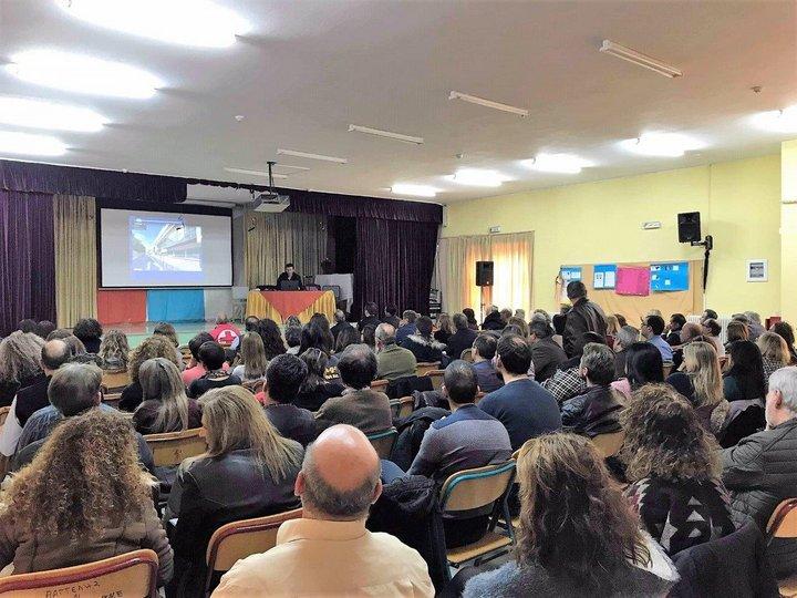 πολιτική προστασία στα σχολεία της Κρήτης