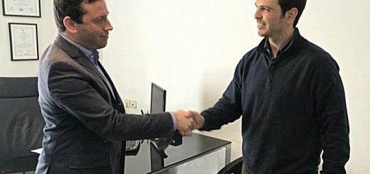 Ο Μανώλης Μενεγάκης υποψήφιος Περιφερειακός Σύμβουλος