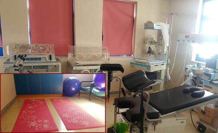Μαθήματα προετοιμασίας για εγκύους και μανούλες στην Μαιευτική του Γενικού Νοσοκομείου Ιεράπετρας
