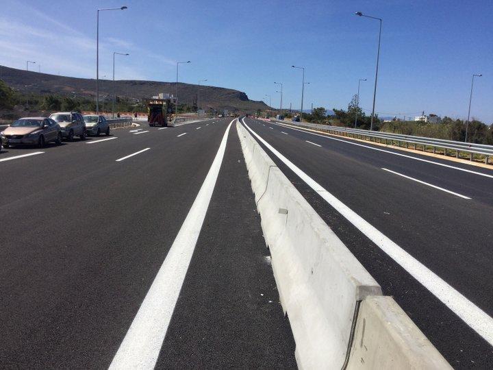 Στόχος όλων ένας σύγχρονος αυτοκινητόδρομος  από την Κίσαμο ως τη Σητεία