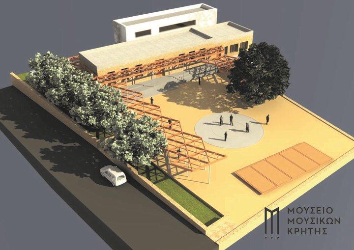 Μουσείο Μουσικών Κρήτης στις Λουσακιές του Δήμου Κισάμου