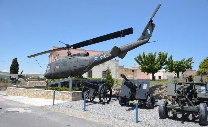 Το Στρατιωτικό Μουσείο Χρωμοναστηρίου Ρεθύμνου