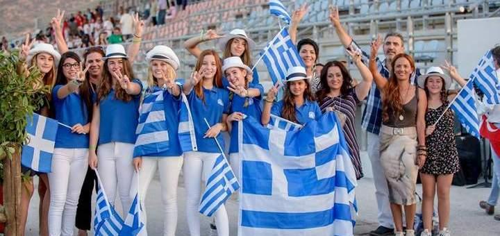 Χρυσή αθλήτρια της Ιππικής Ακαδημίας Κρήτης