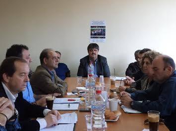 από τη κοινή σύσκεψη Εργατικών Κέντρων Κρήτης & Ρόδου