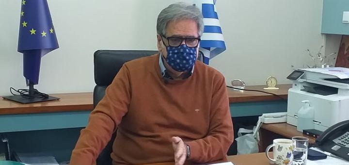 Ο δήμαρχος για την εξέλιξη της πανδημίας στον Άγιο Νικόλαο