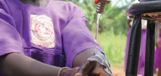 15 Οκτωβρίου - Παγκόσμια Ημέρα Πλυσίματος των Χεριών 2016