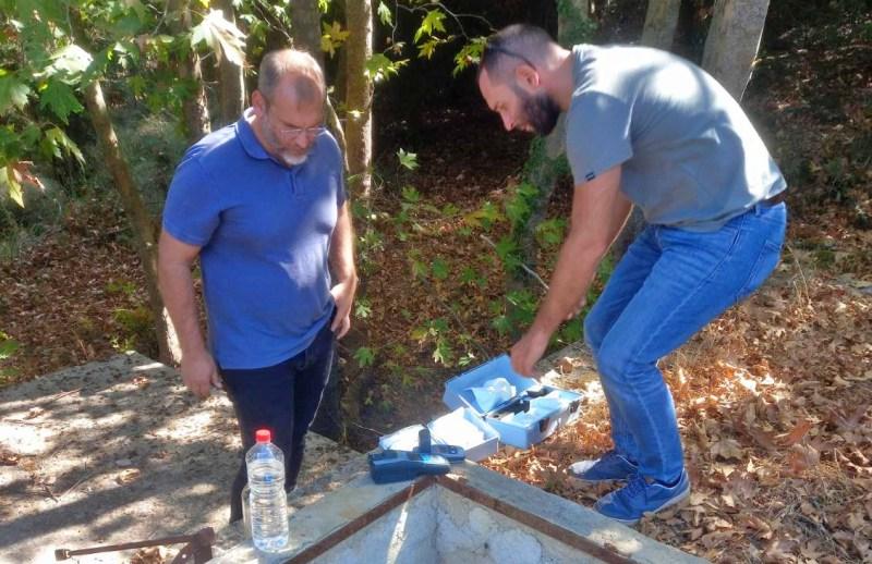 Άμεση πρώτη αποκατάσταση της υδροδότησης στο οροπέδιο Λασιθίου μετά τον σεισμό