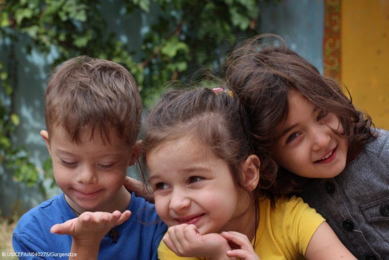 20 Νοεμβρίου - Παγκόσμια Ημέρα Δικαιωμάτων του Παιδιού