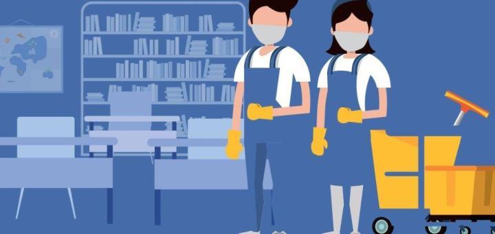 επιμορφωτικό σεμινάριο για τους εργαζόμενους στην καθαριότητα