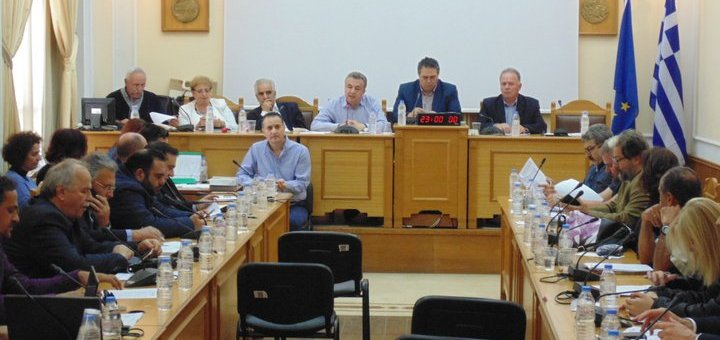 για τον Προϋπολογισμό, Περιφερειακό Συμβούλιο Κρήτης