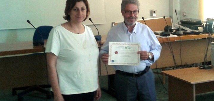 βραβείο Γεύσης στον Αγροτικό Συνεταιρισμό Κριτσάς