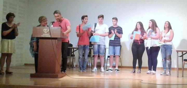 2ο ΓΕΛ Ιεράπετρας, συγχαρητήρια για διακρίσεις στη ρητορική