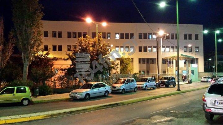 Στάση εργασίας στο νοσοκομείο Αγίου Νικολάου