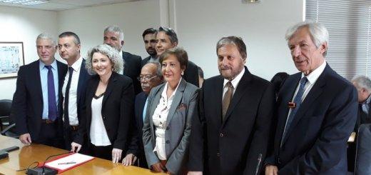 Ορκίστηκαν οι νέοι Διοικητές των νοσοκομείων της Κρήτης