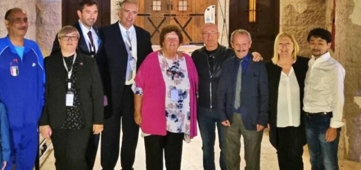 Η Ελλάδα θριαμβευτικά στη διοίκηση της IBSA με την πρόεδρο της ΕΑΟΜ-ΑμεΑ, Ιωάννα Καρυοφύλλη