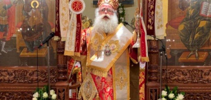 Στο πρόσωπο του Αναστάντος Χριστού συνανίσταται όλη η ανθρώπινη φύση