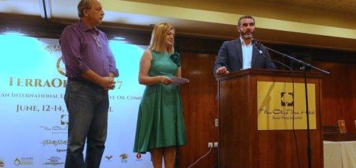 Διεθνή βραβεία σε Κρητικά ελαιόλαδα στο TerraOlivo