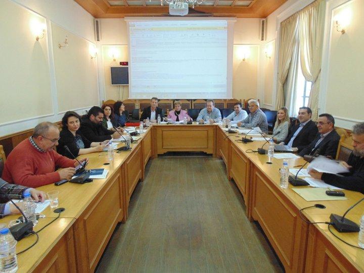 Οικονομική Επιτροπή της Περιφέρειας Κρήτης