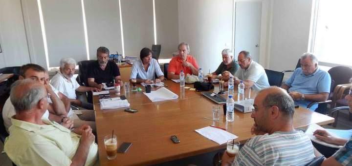 Ο.Α.Σ., σύσκεψη με θέμα τη λειψυδρία