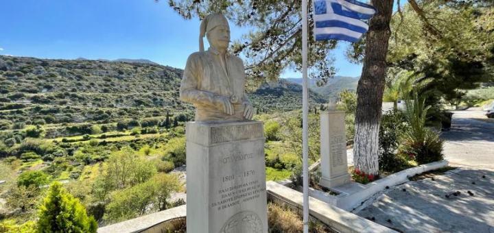 Αρχιερατικό Μνημόσυνο για τον Καπετάν Σήφη Δερμιτζάκη στη Μαρωνιά