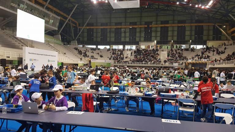 Πανελλήνιος διαγωνισμός εκπαιδευτικής ρομποτικής 2018