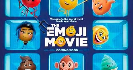 The Emoji Movie, στο REX από Παρασκευή 9/10