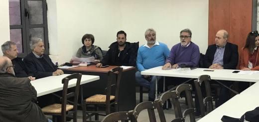 Θέματα Πλάκας - Βρουχά σε λαϊκή συνέλευση