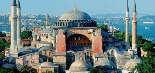 ΚΡΙΣ ΣΠΥΡΟΥ: Κάτω τα χέρια Ερντογάν από την Αγιά Σοφιά μας!