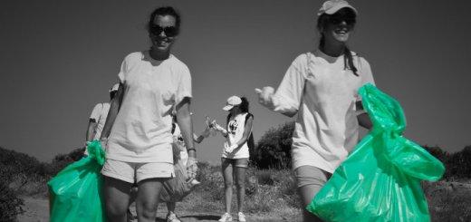 Καθαρίζουμε την παραλία του Ανάλουκα !