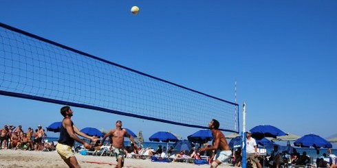 Αλμυρός Beach Volley