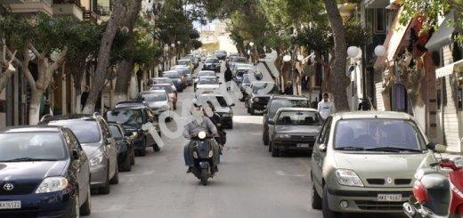 Διακοπή κυκλοφορία στη Ρούσσου Κούνδουρου