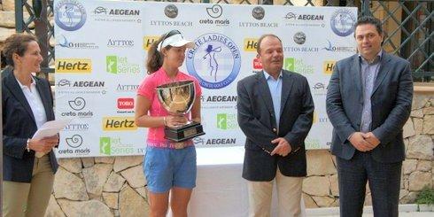 Crete Ladies Open 2012
