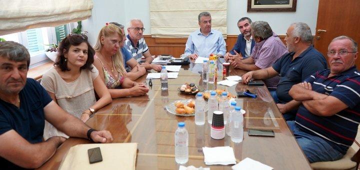 Αναπαραγωγή και Βελτίωση Ανθεκτικών Μελισσιών στην Κρήτη