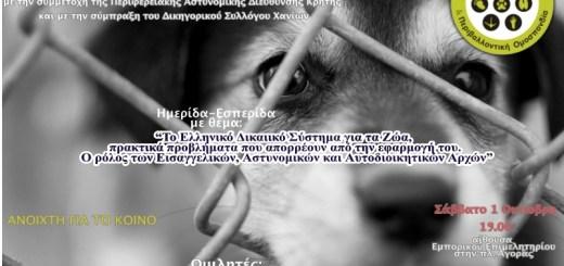 Ελληνικό Δικαιικό Σύστημα για τα Ζώα, πρακτικά προβλήματα