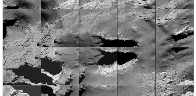 Το Rosetta σίγησε, το άλμα τεράστιο