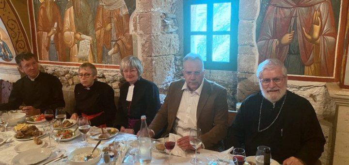 Συνάντηση της Συντακτικής Επιτροπής του Διαλόγου με την Αγγλικανική Εκκλησία στην Ιεράπετρα Κρήτης
