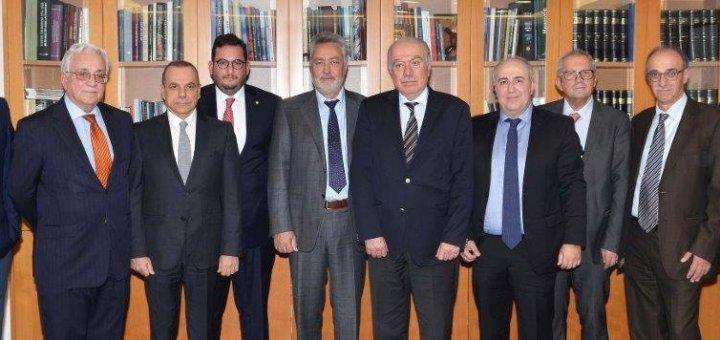 Το νέο Διοικητικό Συμβούλιο της Παγκρήτιας Συνεταιριστικής Τράπεζας