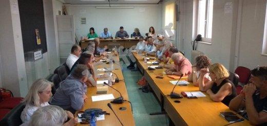 Εκλογή γραμματέα του Δημοτικού Συμβουλίου Αγίου Νικολάου