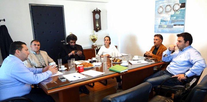 συνεδρίαση της Εκτελεστικής Επιτροπής  του Συνδέσμου «Τα όμορφα χωριά της Κρήτης»